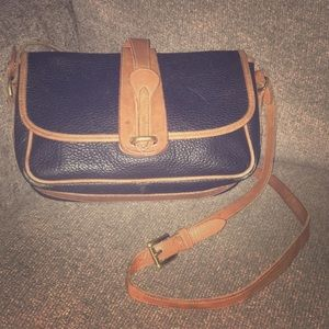 Authentic 100% Leather Dooney & Bourke crossbody